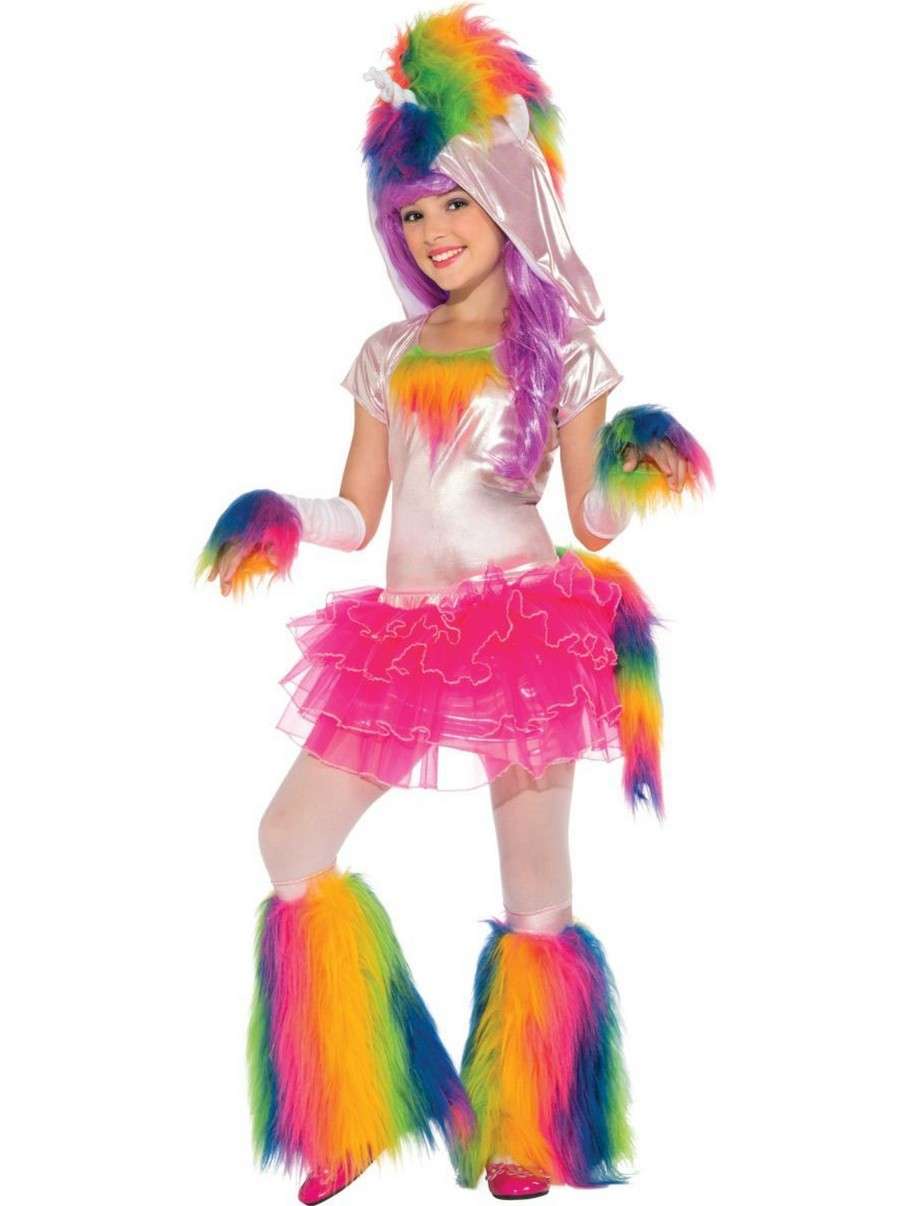 View larger image of Rainbow Unicorn Kids Costume