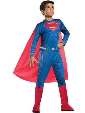 Superman Kids Justice League Costume
