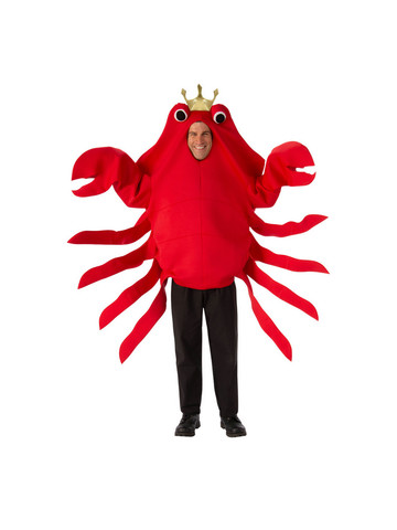 Crab King Costume