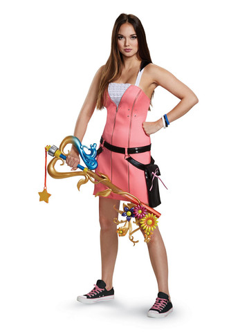Kingdom Hearts: Kairi Deluxe Womens Costume