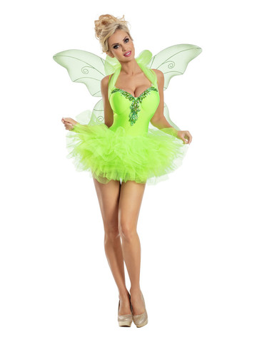 Sassy Tink Costume for Women