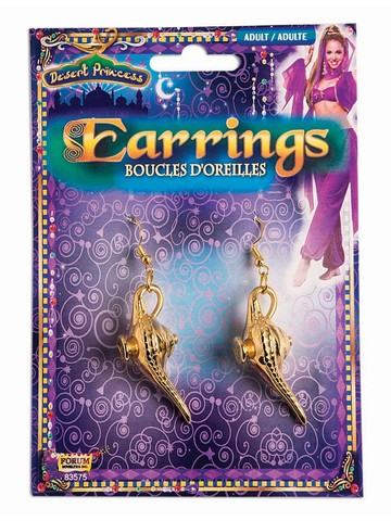 Lamp Earrings Accessories