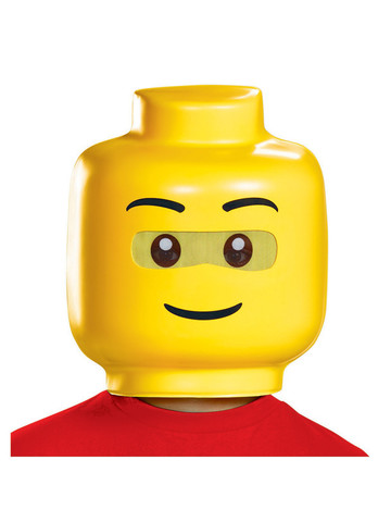 Lego Iconic: Lego Guy Kids Mask