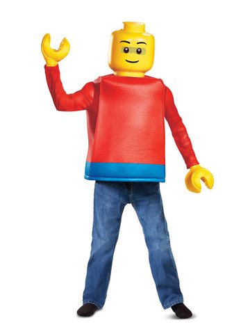 Lego Iconic: Lego Guy Classic Child Costume