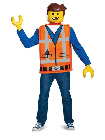 Emmet Costume for Adults