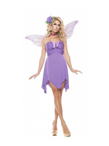 Adult Lilac Fairy Costume
