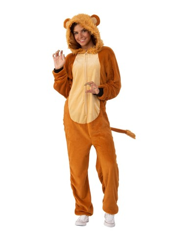Comfy Wear Lion Costume