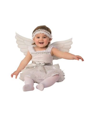 Christmas Angel Baby Costume