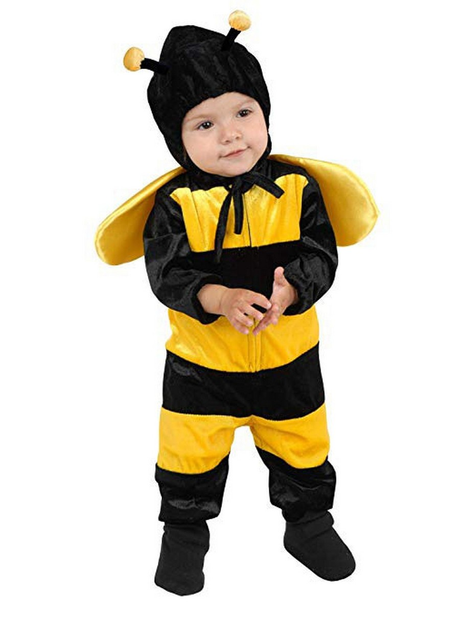 View larger image of Toddler Bumblebee Costume