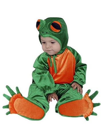 Little Frog Infant Costume