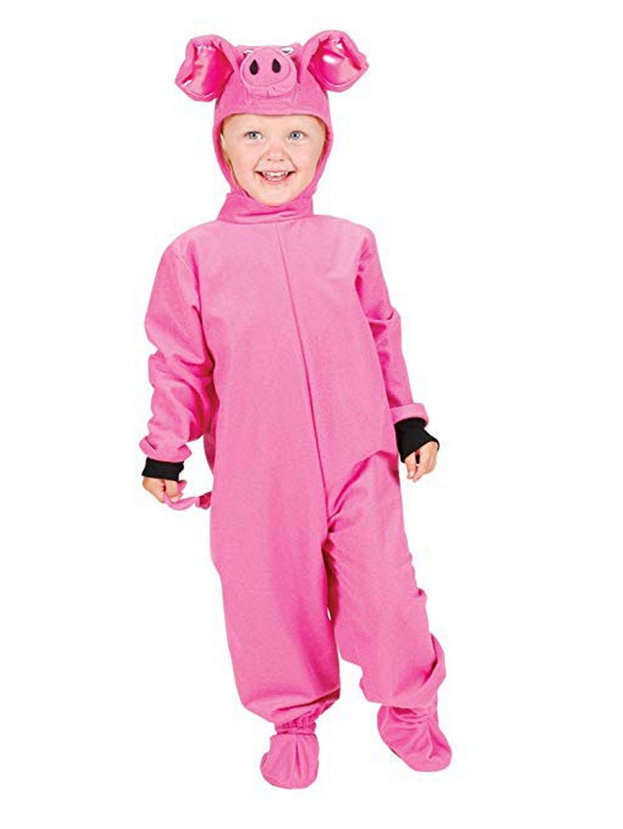 View larger image of Toddler Pig Costume