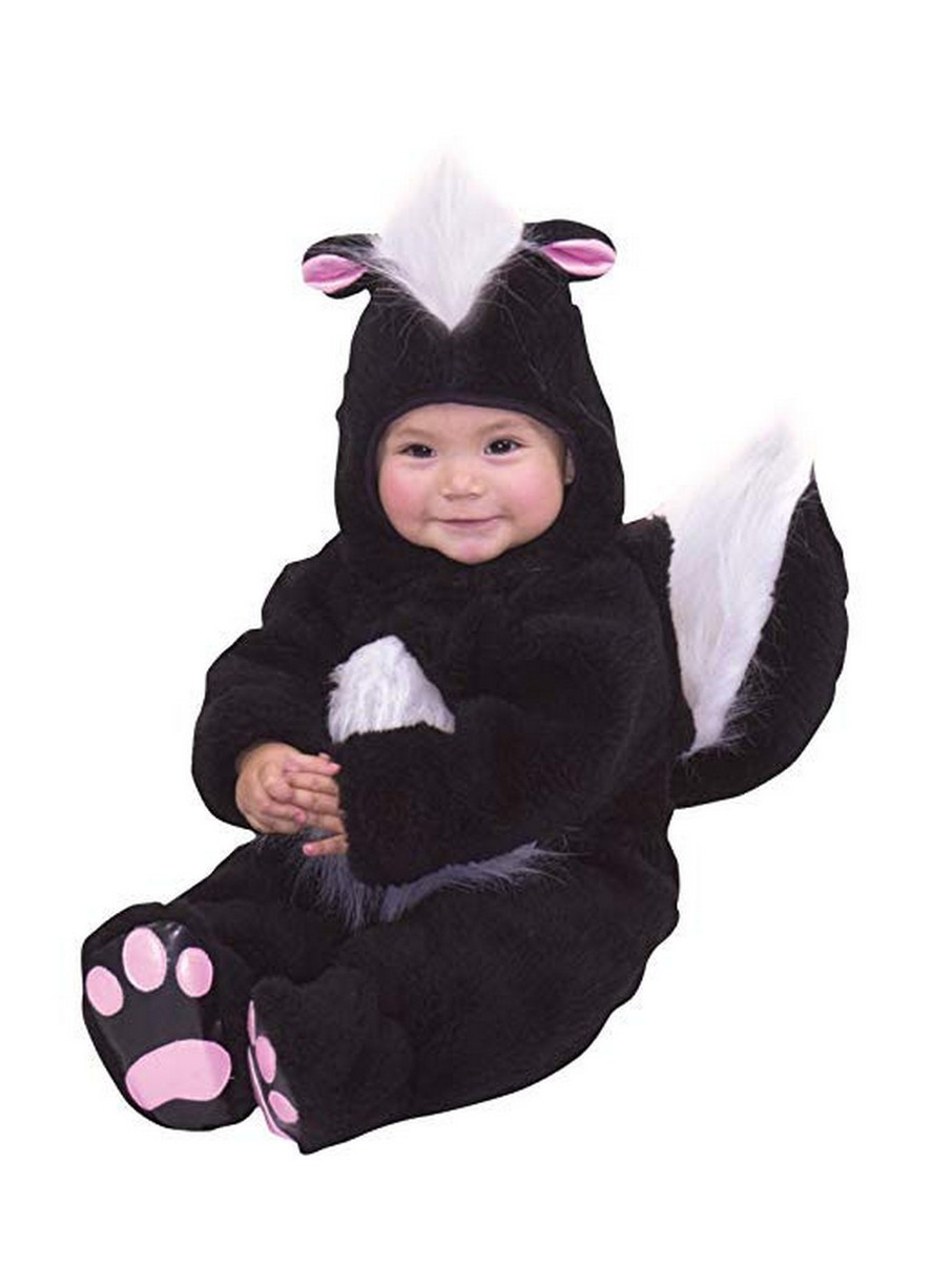 View larger image of Toddler Skunk Costume