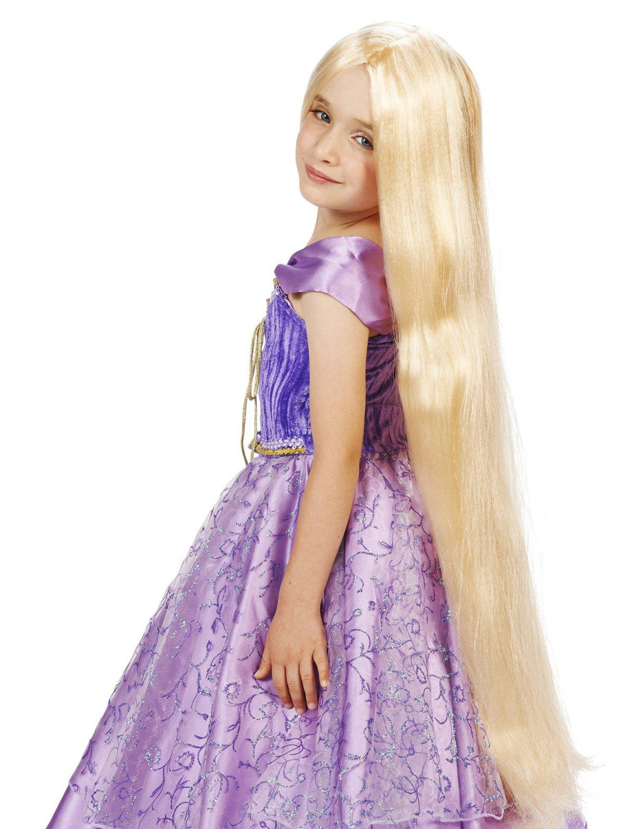 View larger image of Long Princess Child Wig