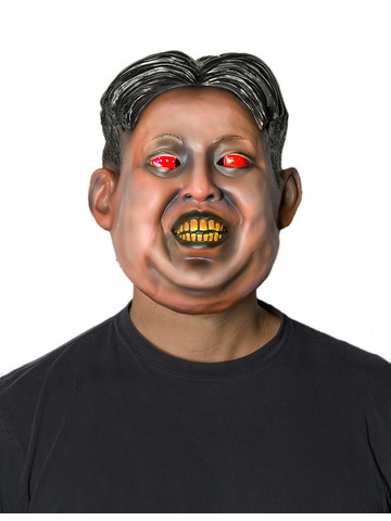 Light-up Looney Leader Mask