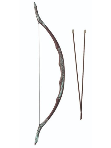 Adult Legolas Bow and Arrow - LOTR
