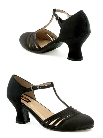 Adult Lucille (Black) Shoes