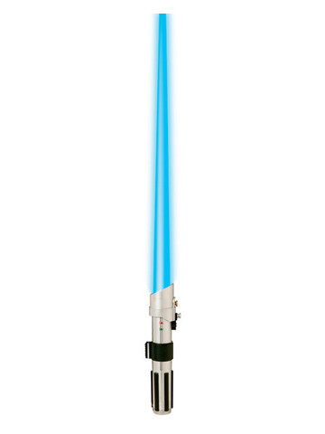 Luke Skywalker Tm Lightsaber
