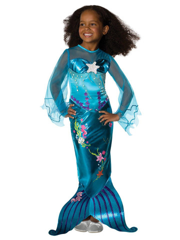 Magical Mermaid Toddler/Child Costume