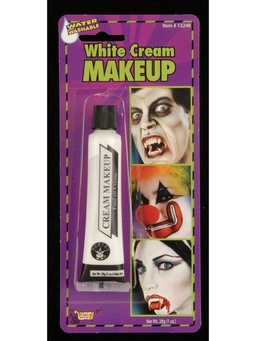 Makeup Tube - White Accessory