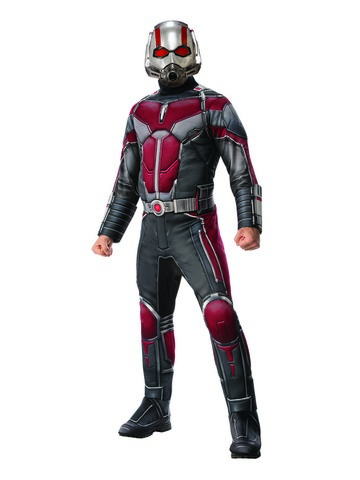 Marvel: Ant-Man & The Wasp Deluxe Mens Ant-Man Costume