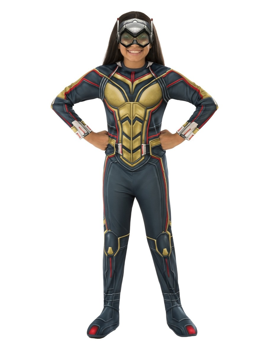 View larger image of Marvel: Ant-Man & The Wasp Girls Wasp Costume