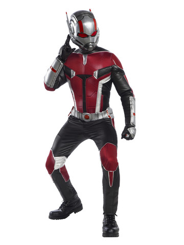 Marvel: Ant-Man & The Wasp Grand Heritage Mens Ant-Man Costume