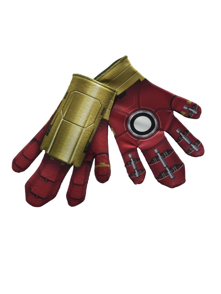 View larger image of Marvel: Avengers: Infinity War Child Hulkbuster Gloves
