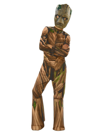 Marvel: Avengers: Infinity War Teen Groot Boys Costume