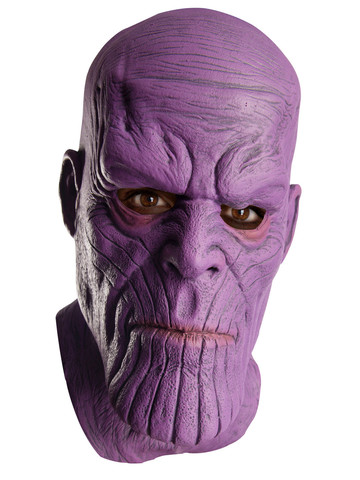Avengers Infinity War Deluxe Thanos Latex Mask