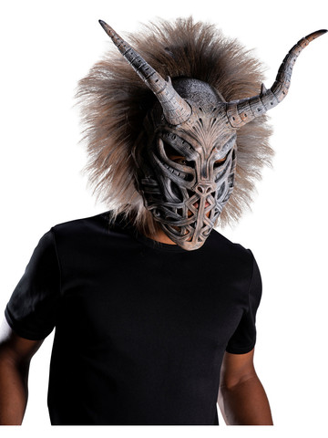 Black Panther Killmonger Adult Tribal Mask