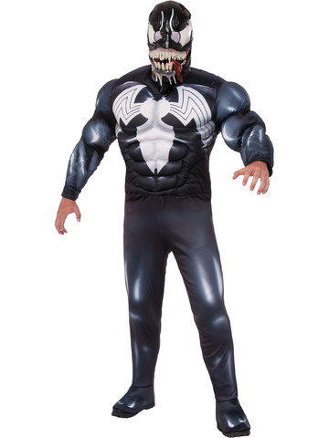 Venom Muscle Chest Costume