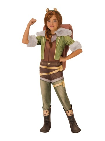 Marvel Rising - Secret Warriors Child Deluxe Squirrel Girl Costume