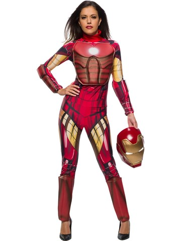Marvel Universe Iron Man Womens Costume