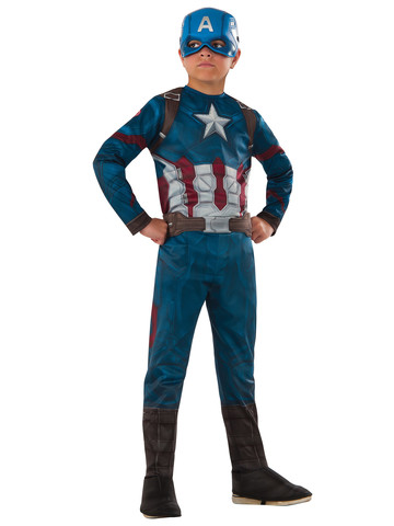Marvel's Captain America: Civil War - Boys Captain America Costume