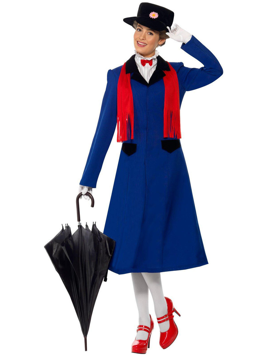 View larger image of Mary Poppins Adult Costume