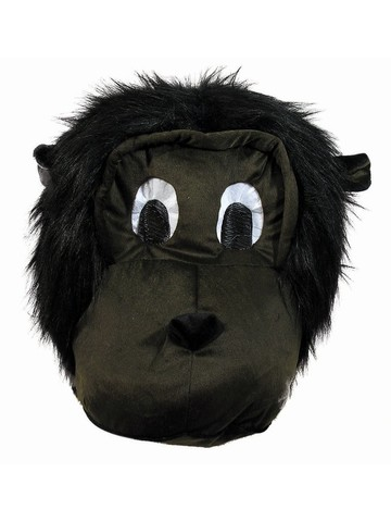 Gorilla Animal Mascot Mask