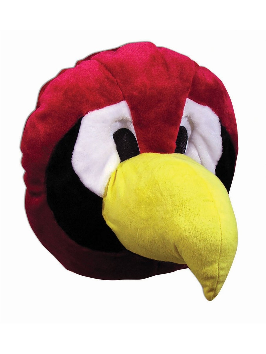 View larger image of Parrot Mascot Animal Mask