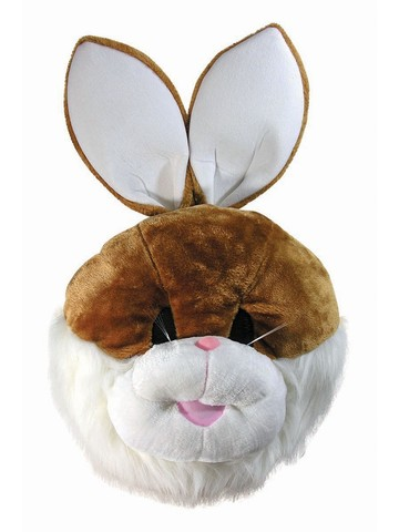 Bunny Mascot Animal Mask