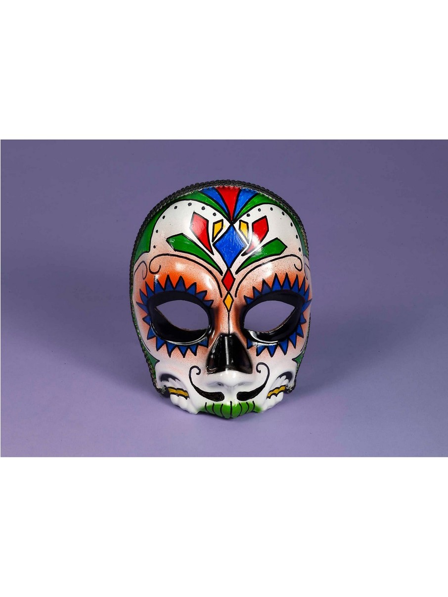 View larger image of Mask Day of the Dead Male Accessory