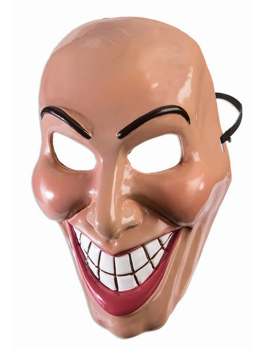 View larger image of Evil Grinning Woman Mask