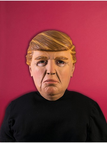 Mens Politician Donald Trump Mask
