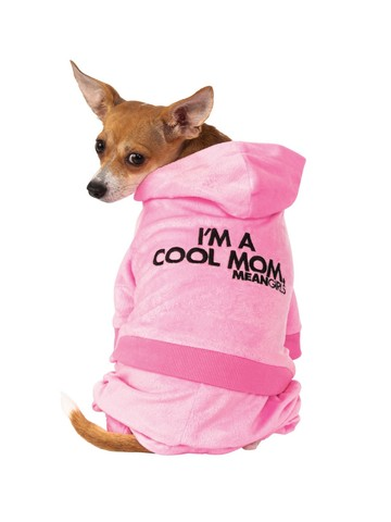 Mom Track Suit Mean Girls Costume for Pet