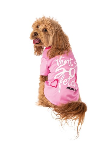 So Fetch Tee Mean Girls Costume for Pet