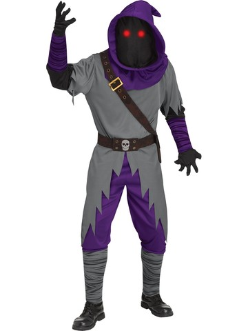 Lightning Ninja Costume for Boys