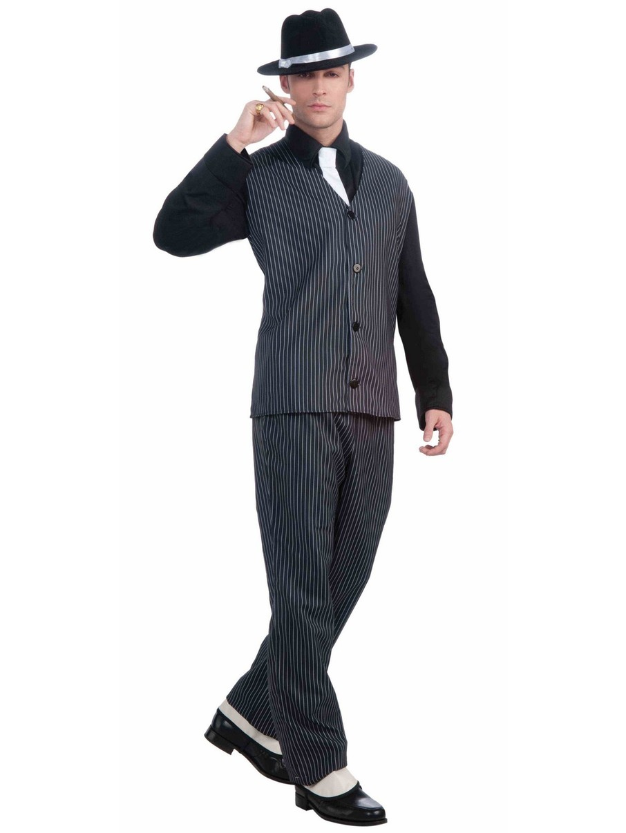 View larger image of 20's Gangster Mens Costume