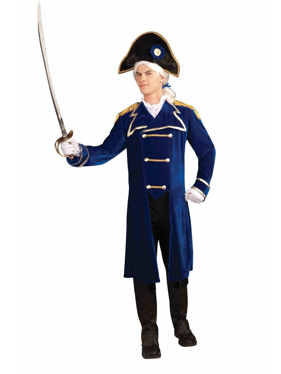 View larger image of Mens Military Admiral Costume