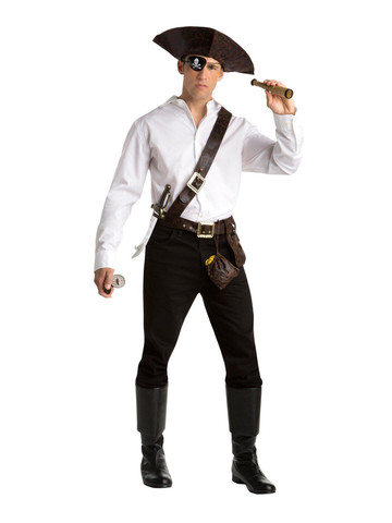 Adult Pirate Kit
