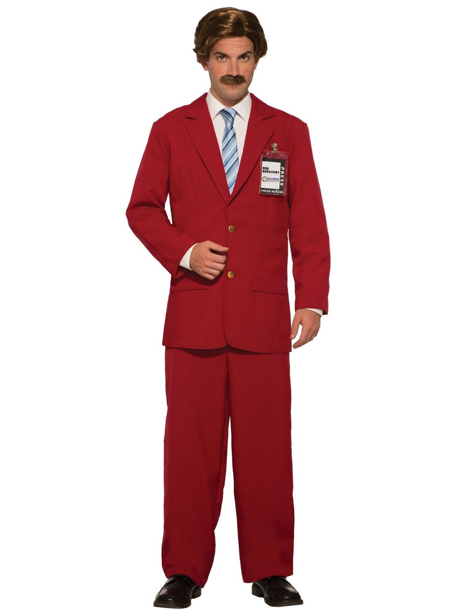 View larger image of Anchorman Leisure Mens Suit