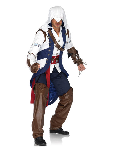 Men's Assassin's Creed Connor Costume