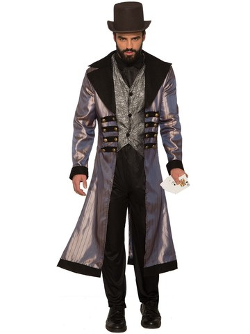Badlands Gambler Mens Costume